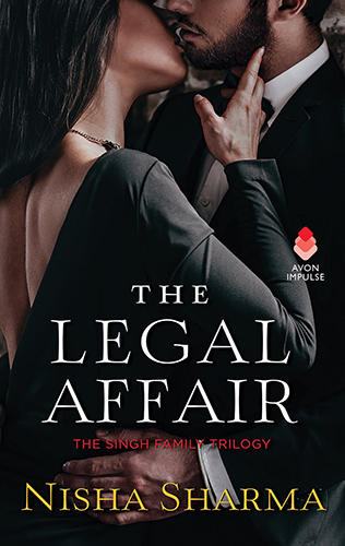 The Legal Affair by Nisha Sharma