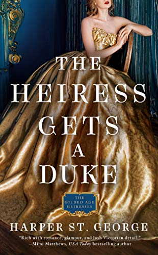 Cover art for The Heiress Gets a Duke