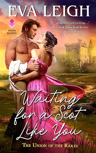 Cover art for Waiting for a Scot Like You by Eva Leigh