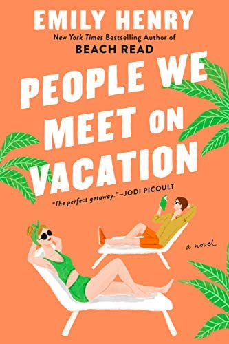 Cover art for People We Meet on Vacation by Emily Henry