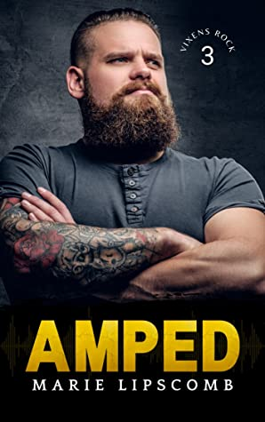 Cover art for Amped by Marie Lipscomb